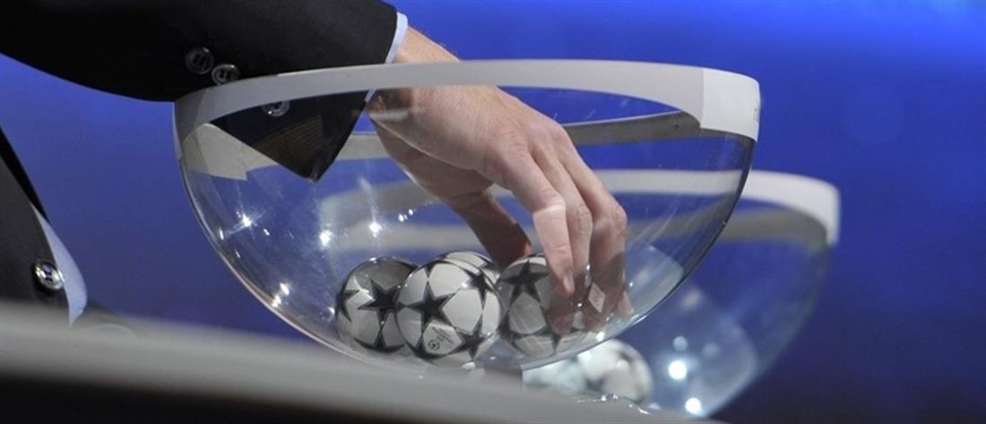 Κλήρωση Champions League - Ολυμπιακός: Οι αντίπαλοι στον όμιλό του