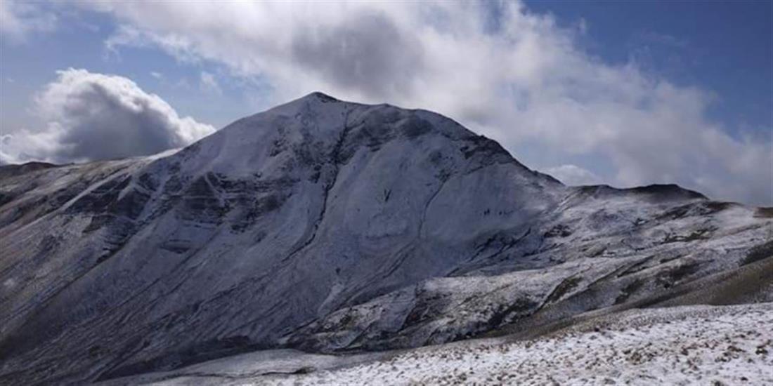 Ήπειρος - χιόνια