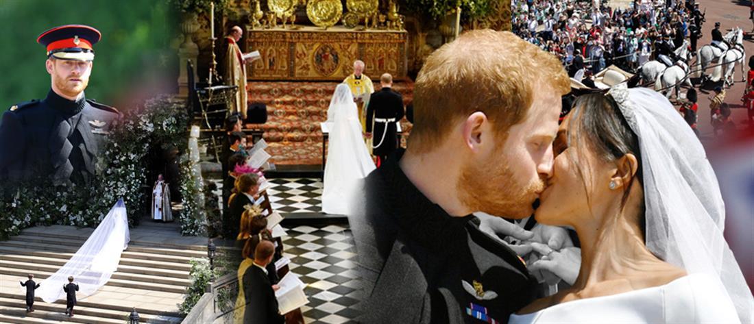 Πρίγκιπας Harry – Meghan Markle: Γιορτάζουν την τρίτη επέτειο του γάμου τους!