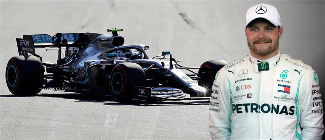 GP Αυστρίας: Ο Μπότας στην pole position
