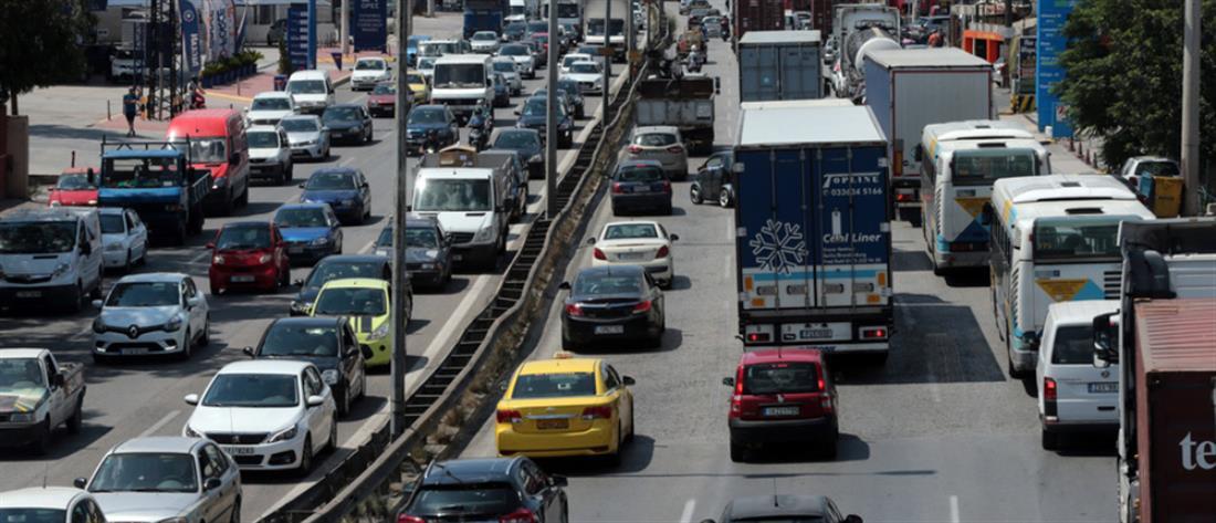 Χάος στους δρόμους: πώς κινούνται τα Μέσα Μεταφοράς