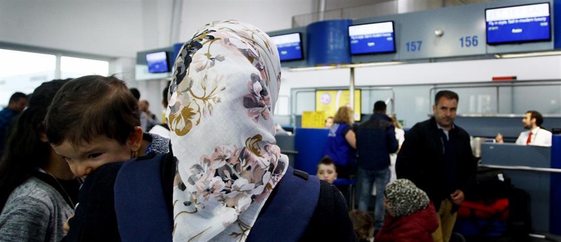 Bild: πρόσφυγες με πλαστά διαβατήρια αναχωρούν από την Ελλάδα για άλλες χώρες της Ε.Ε.