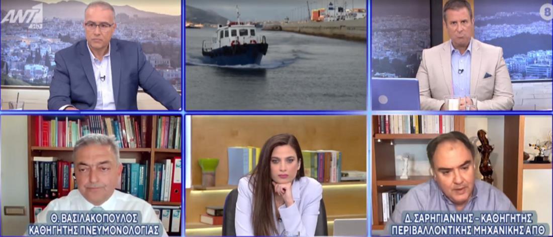 Κορονοϊός - Σαρηγιάννης στον ΑΝΤ1: η άρση του lockdown θα αυξήσει τα κρούσματα