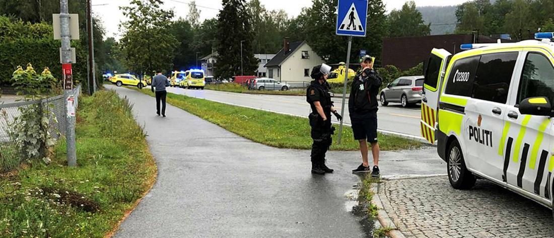 Νορβηγία: Εισβολή ενόπλου σε τζαμί
