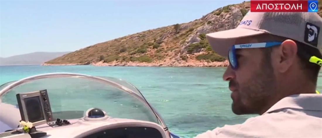 """Πάτμος: Ο ΑΝΤ1 στο νησί της """"Αποκάλυψης""""  (βίντεο)"""
