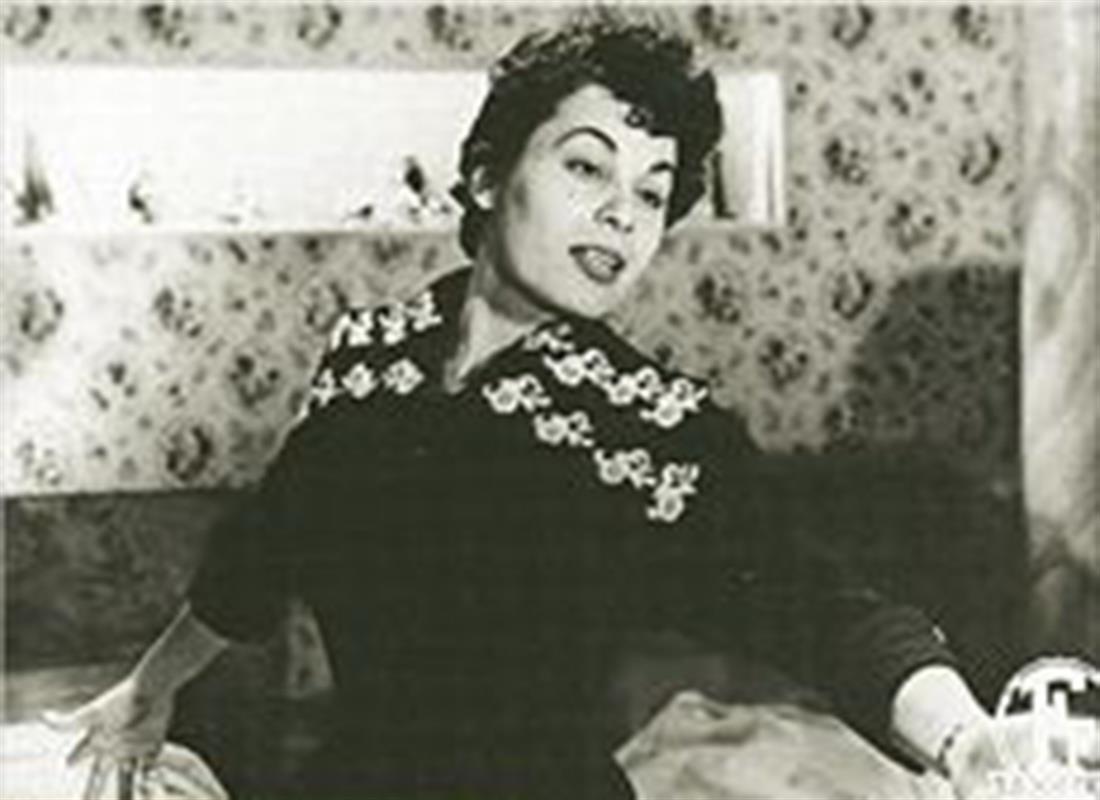 Σπεράντζα Βρανά - ηθοποιός