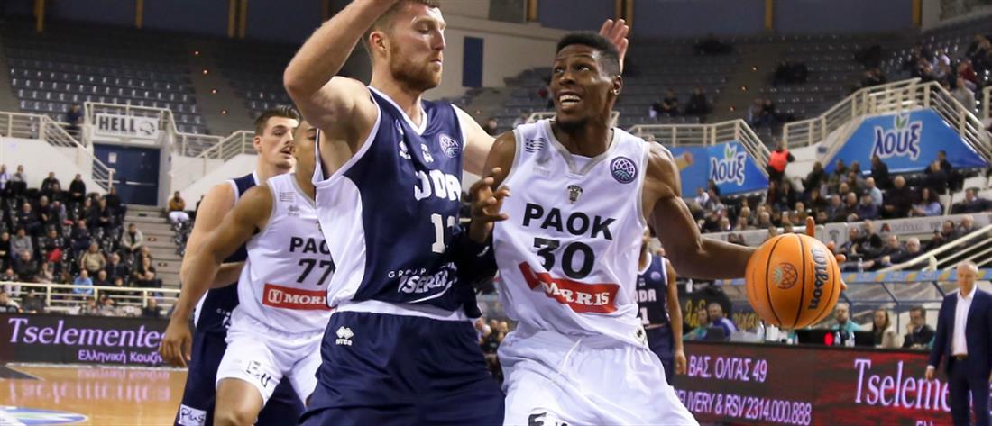 "Basketball Champions League: Η Ντιζόν ""λύγισε"" τον ΠΑΟΚ"