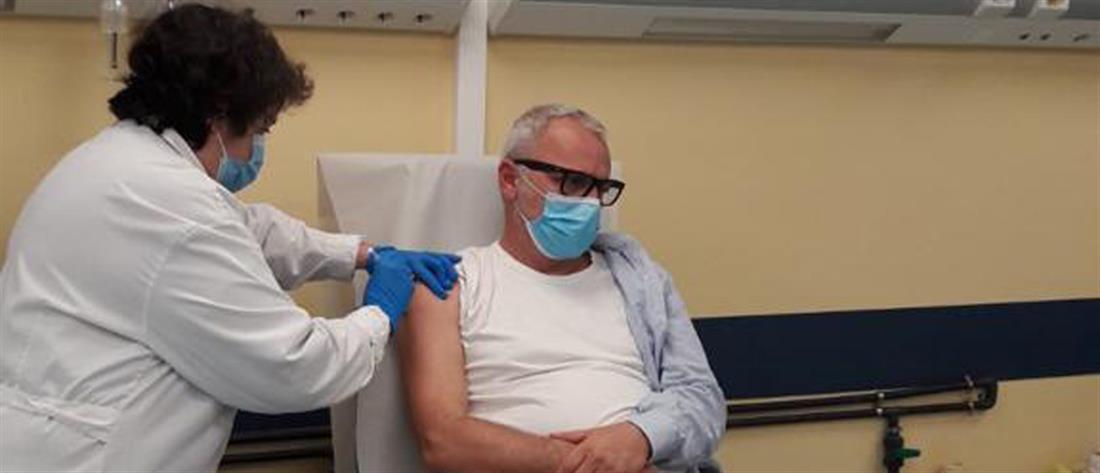 Κορονοϊός - εμβόλιο - υγειονομικοί - νησιά