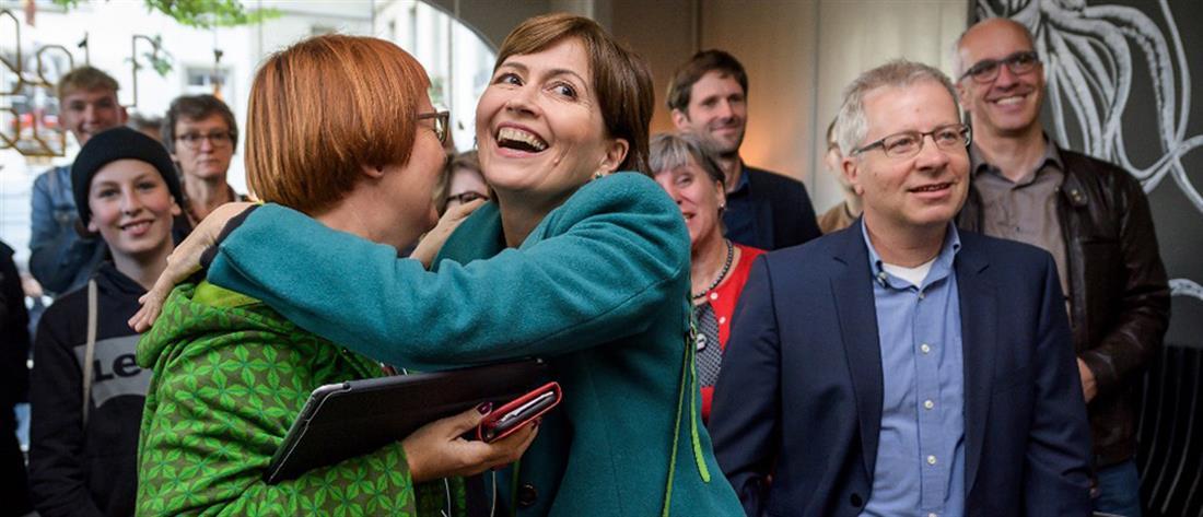 """Ελβετία: Ιστορικό πράσινο """"κύμα"""" έβγαλε η κάλπη"""
