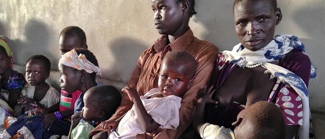 """""""Υποσιτισμένα 5 στα 6 βρέφη στις αναπτυσσόμενες χώρες"""""""