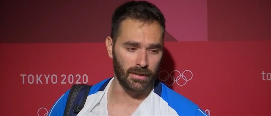Ολυμπιακοί Αγώνες – Ιακωβίδης: Ανακοίνωσε με δάκρυα την αποχώρηση του από την Άρση Βαρών