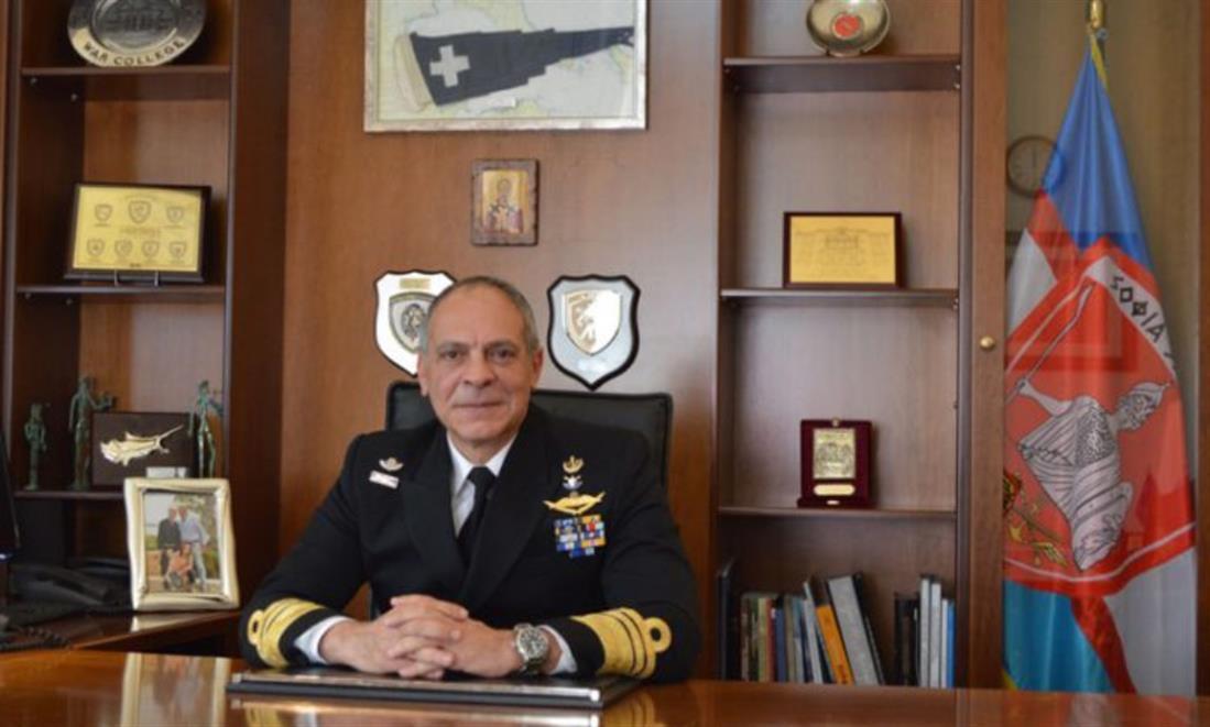 Αλέξανδρος Διακόπουλος - Σύμβουλος Εθνικής Ασφαλείας