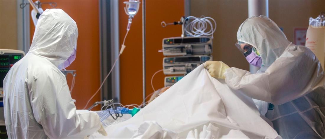 Κορονοϊός: πέθανε και ο γιός του ηλικιωμένου από την Δαμασκηνιά