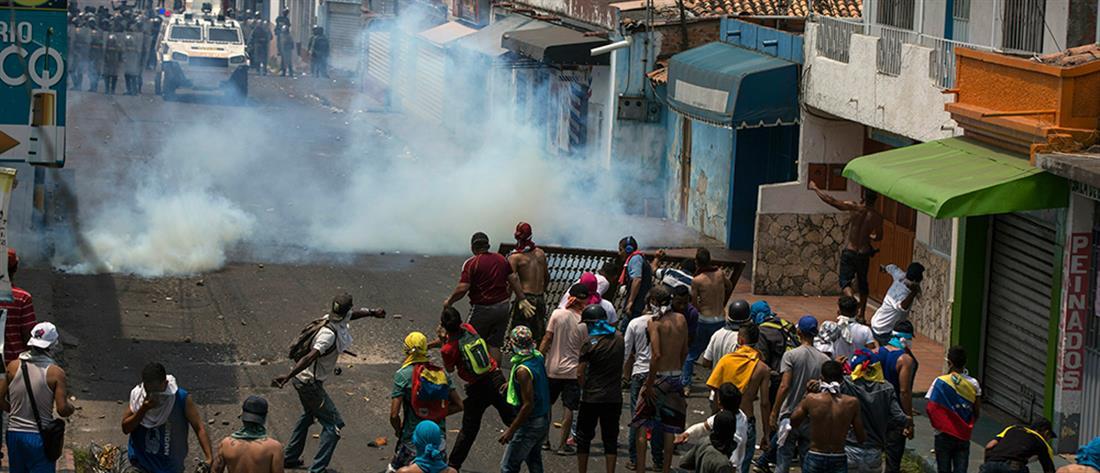 Βενεζουέλα: ο Γκουαϊδό καλεί τη διεθνή κοινότητα να κρατήσει… ανοιχτά όλα τα ενδεχόμενα