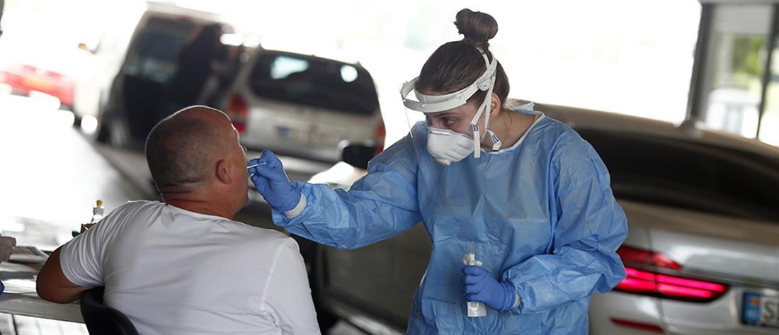 Κορονοϊός: 121 νέα κρούσματα στην Ελλάδα