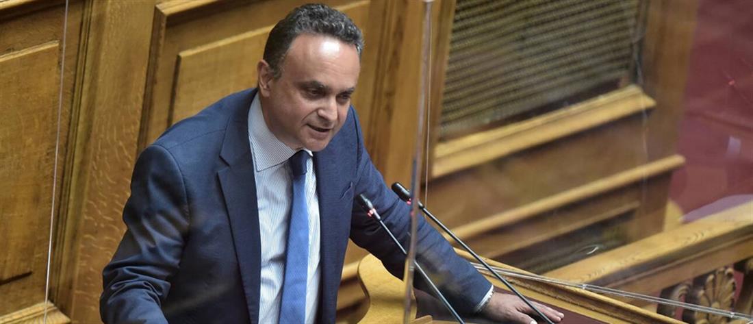 Σταύρος Κελέτσης: Θετικός στον κορονοϊό ο βουλευτής της ΝΔ