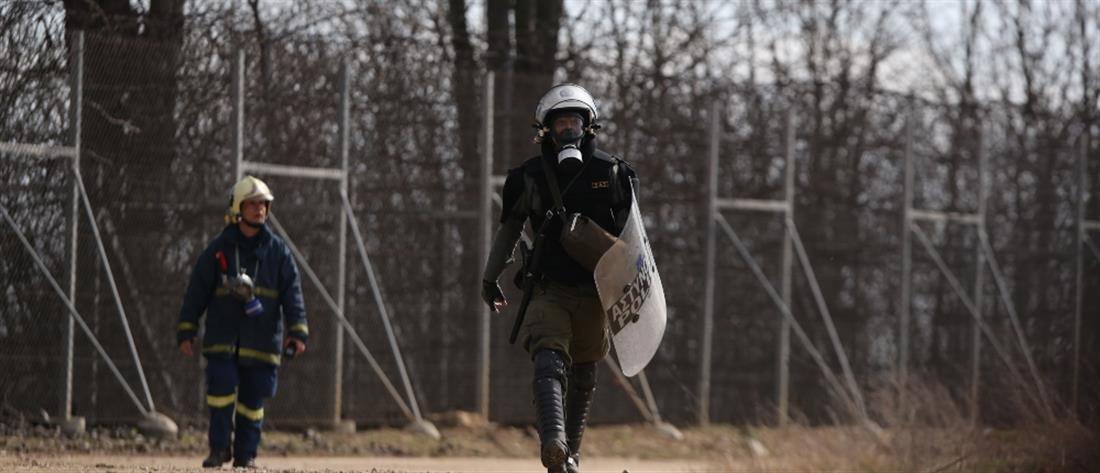 Έβρος: Ενίσχυση των συνόρων με εκατοντάδες αστυνομικούς