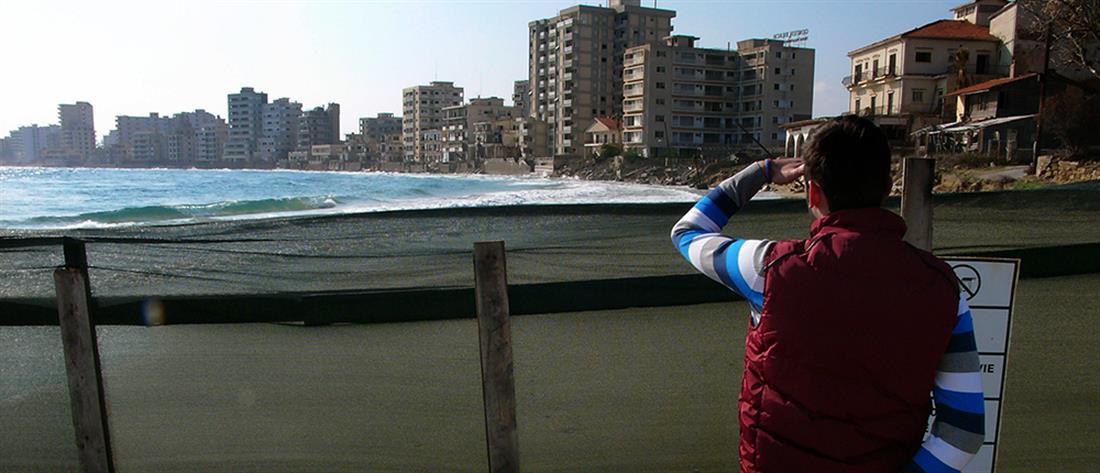 Αμμόχωστος - Βαρώσια - Κύπρος - κατεχόμενα