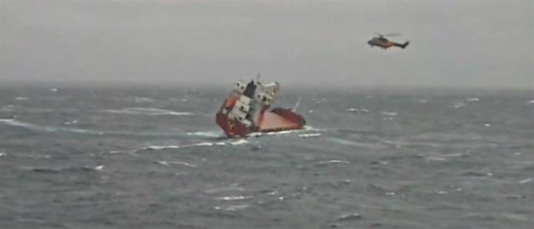Ακρωτήρι Μαλέας: Χωρίς τέλος ο εφιάλτης στο ακυβέρνητο πλοίο