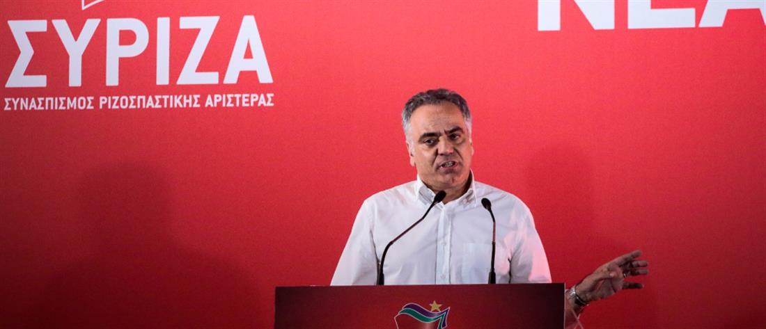 Σκουρλέτης: το 2019 θα ανανεωθεί η λαϊκή εμπιστοσύνη στον ΣΥΡΙΖΑ