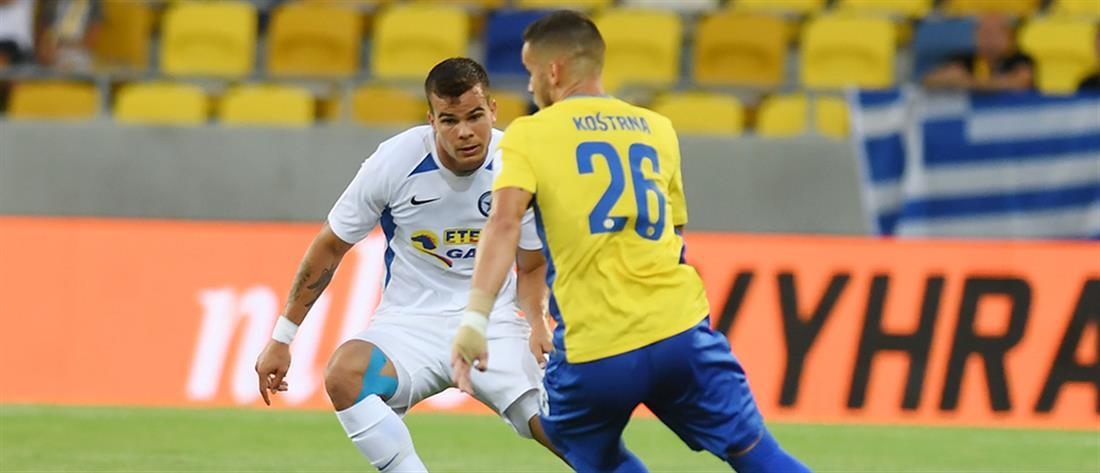 Europa League: οι αντίπαλοι των ελληνικών ομάδων στα πλέι οφ
