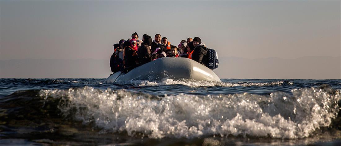 Αδιάκοπες οι μεταναστευτικές ροές στο Αιγαίο