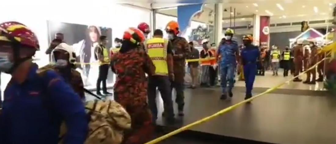 Μαλαισία: σύγκρουση τρένων στην Κουάλα Λουμπούρ (βίντεο)