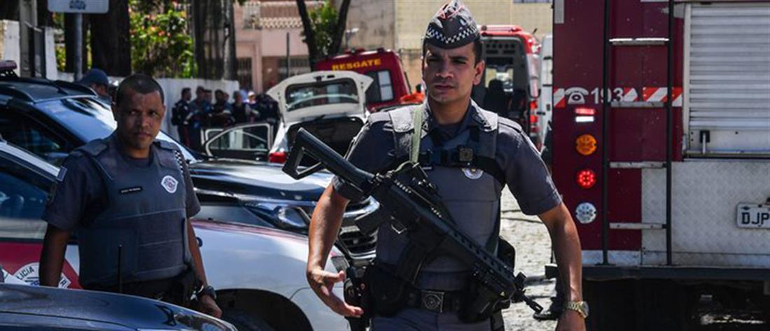 Ρίο ντε Τζανέιρο: Μακελειό με δεκάδες νεκρούς σε φαβέλα