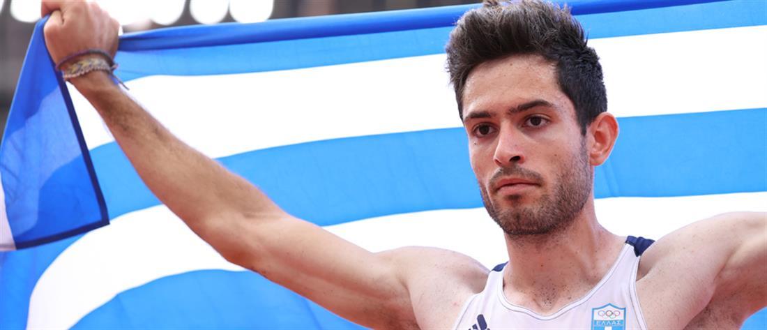 Μίλτος Τεντόγλου: Αυτή είναι η σύντροφος του Έλληνα Ολυμπιονίκη (εικόνες)