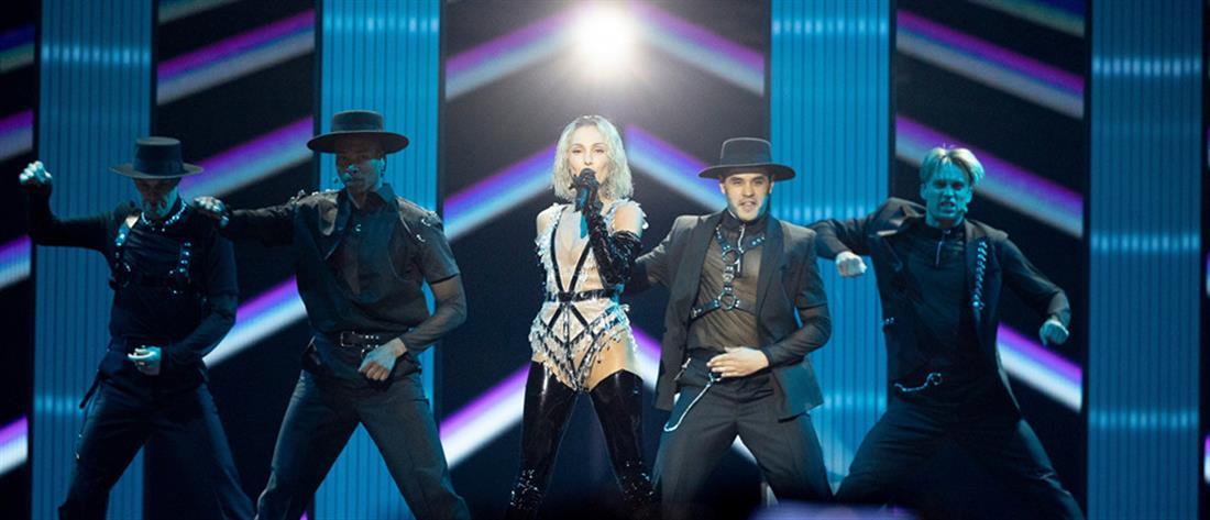 Η πρώτη πρόβα της Τάμτα στη σκηνή της Eurovision (βίντεο)