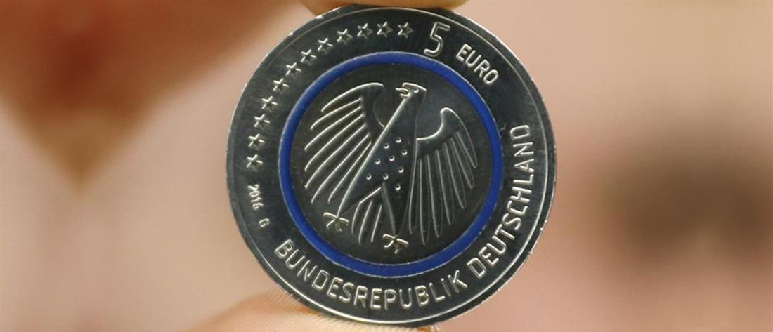 Η Γερμανία κόβει το δικό της κέρμα (φωτο)