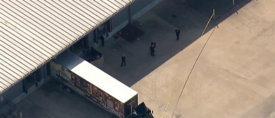 Φονική επίθεση ενόπλου στο Τέξας (βίντεο)