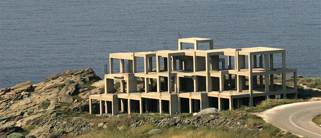 Χατζηδάκης: έρχονται τροποποιήσεις για την εκτός σχεδίου δόμηση