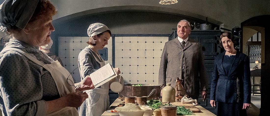"""""""Ο Πύργος του Downton"""" σε α΄ προβολή στον ΑΝΤ1 (εικόνες)"""