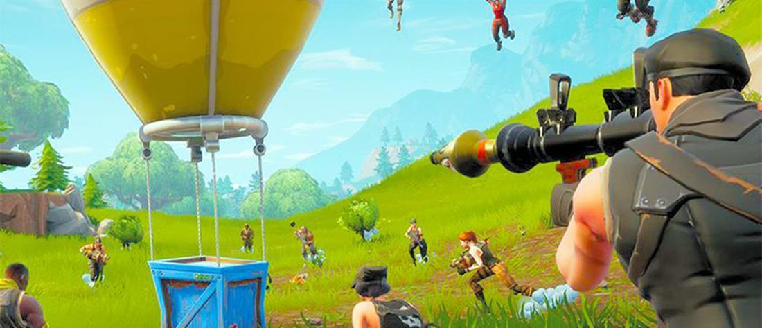 """Fortnite: """"Μαύρο"""" στο δημοφιλέστερο online παιχνίδι του κόσμου (βίντεο)"""