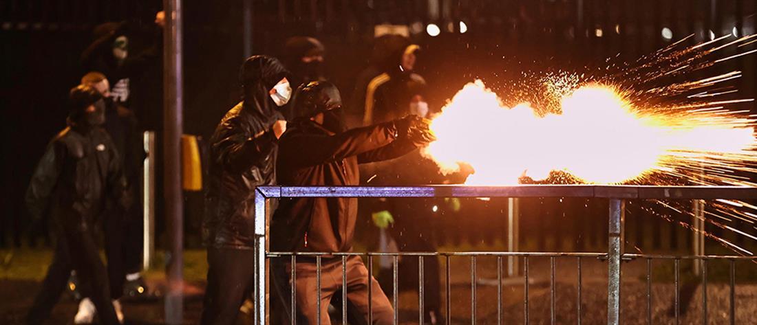 AP - Επεισόδια - Μπέλφαστ - Ιρλανδία