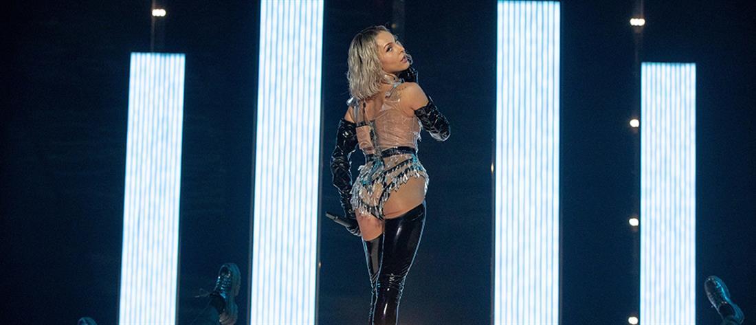 """Eurovision: """"Μάγεψε"""" στην δεύτερη πρόβα η Τάμτα (βίντεο)"""