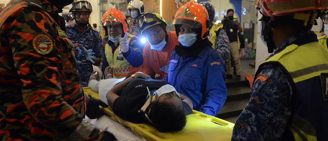 Μαλαισία: Σύγκρουση συρμών του μετρό με εκατοντάδες τραυματίες (εικόνες)