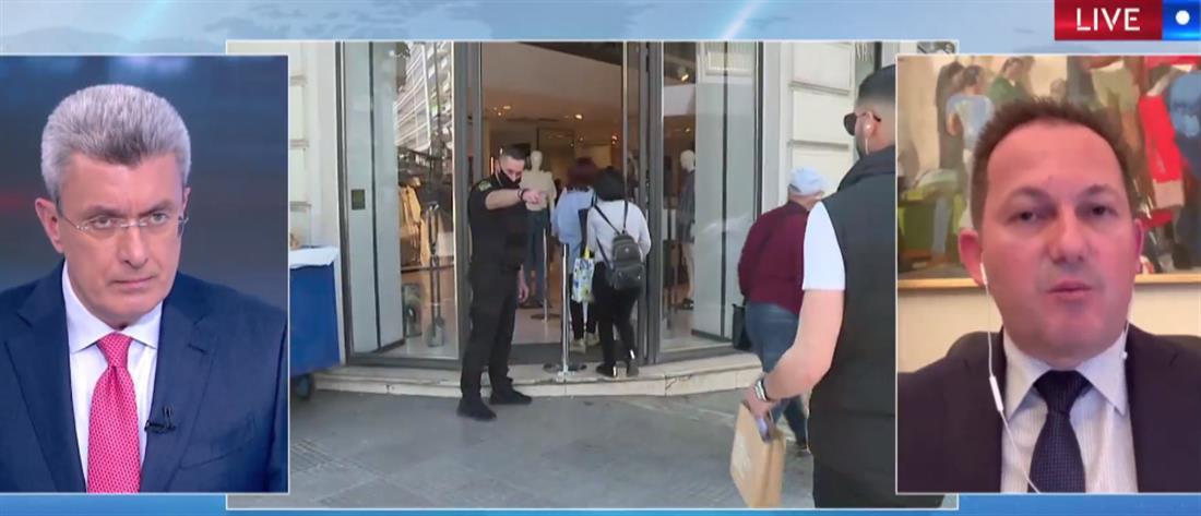 Πέτσας στον ΑΝΤ1: ετοιμάζουμε ολοκληρωμένο σχέδιο για τον Τουρισμό (βίντεο)
