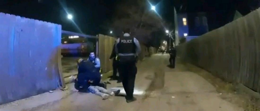 Σικάγο: Αστυνομικοί πυροβολούν και σκοτώνουν 13χρονο (βίντεο)