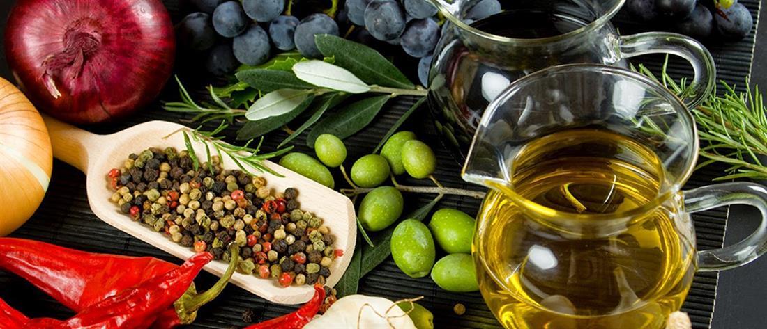 """Δίκτυο για τη """"Μεσογειακή Διατροφή"""" με συντονίστρια την Ελλάδα"""