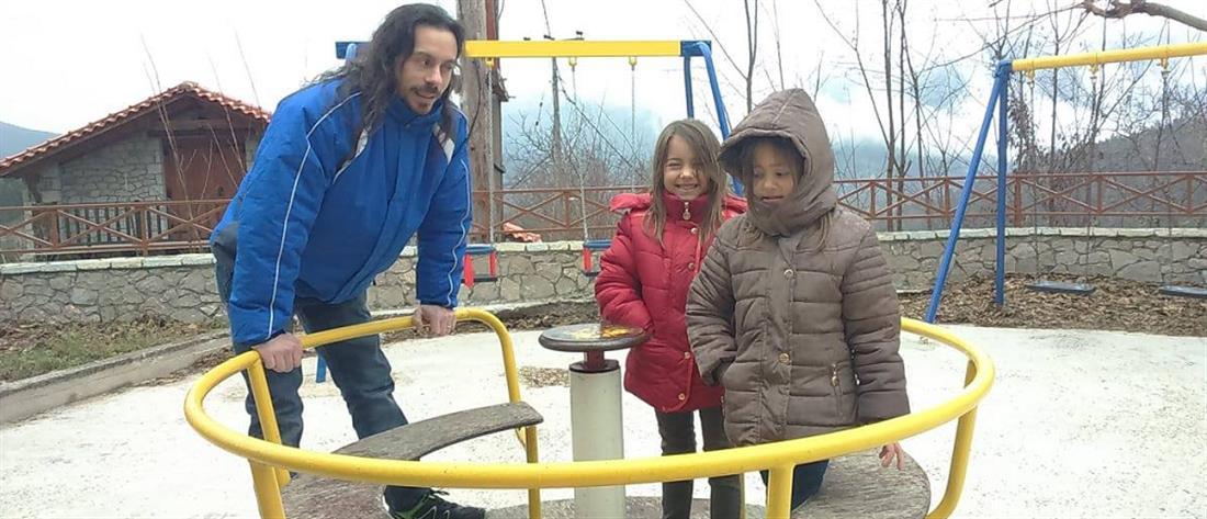 Έρανος για την κατασκευή πάρκου στη μνήμη των διδύμων που πέθαναν στο Μάτι