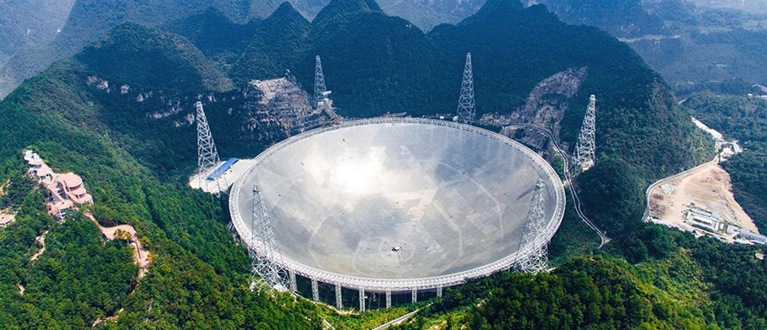 Αντίστροφη μέτρηση για να λειτουργήσει το μεγαλύτερο τηλεσκόπιο στον κόσμο (βίντεο)