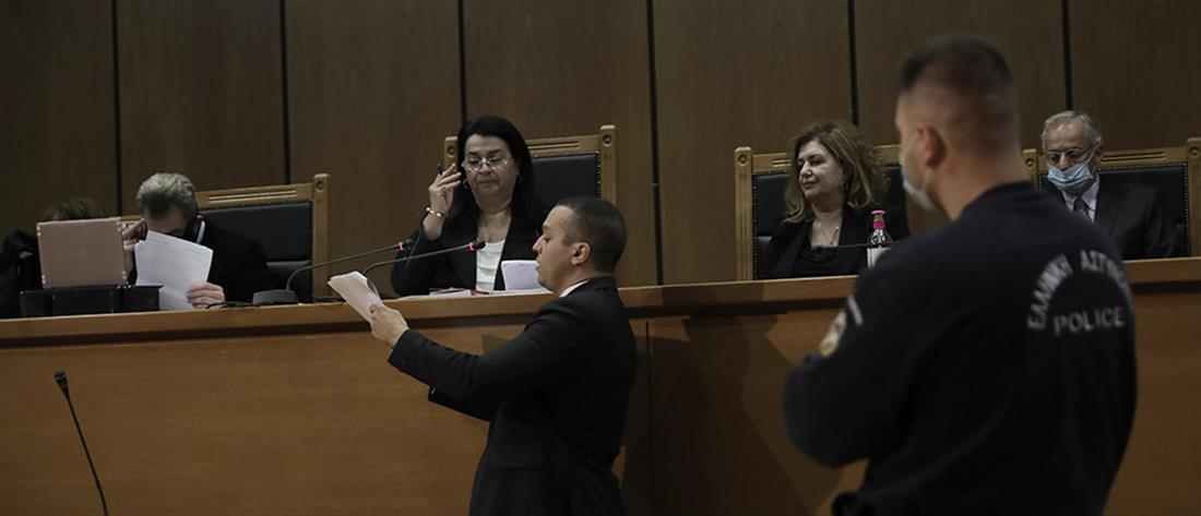Δίκη Χρυσής Αυγής: Απορρίφθηκε το αίτημα του Ηλία Κασιδιάρη