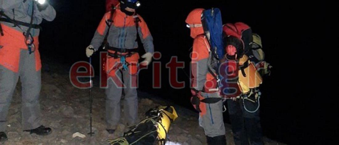 Τραγωδία στον Ψηλορείτη - Νεκρός 20χρονος ορειβάτης