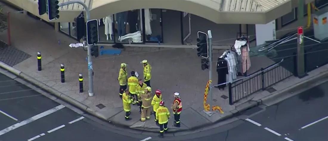 Αυστραλία: Αυτοκίνητο έπεσε σε μουσουλμανικό μαγαζί (βίντεο)