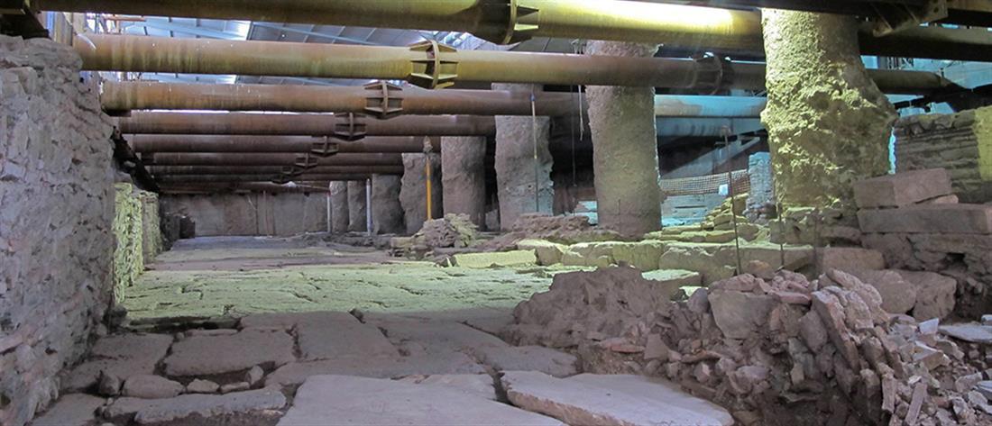 Τσίπρας σε Μητσοτάκη: Σταματήστε το έγκλημα με τα αρχαία στο σταθμό Βενιζέλου