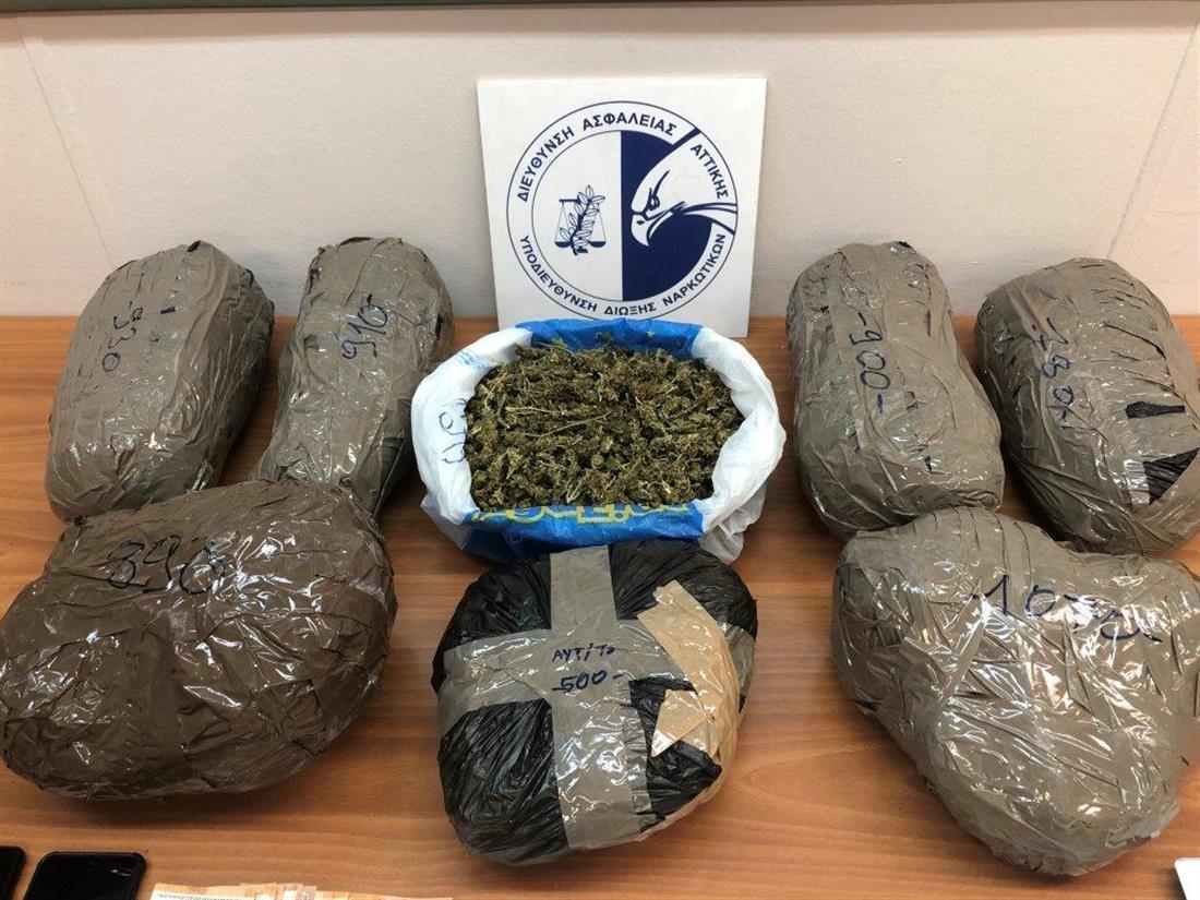 Ναρκωτικά - συλλήψεις