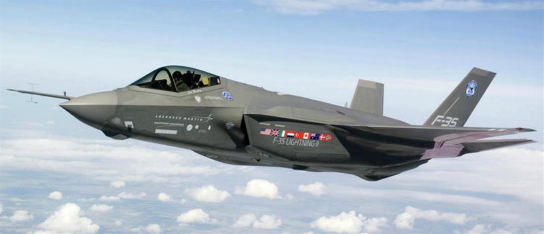 Πάιατ: Oι ΗΠΑ είναι έτοιμες να πουλήσουν F-35 στην Ελλάδα