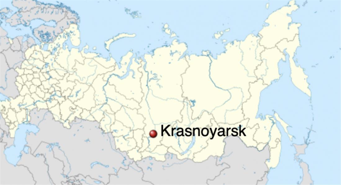 Ρωσία - κατάρρευση ορυχείου